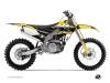 Yamaha 450 YZF Dirt Bike Replica Graphic Kit Yellow