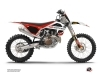 Kit Déco Moto Cross Replica BOS Husqvarna 250 FC