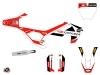 Kit Déco Moto Cross Replica BOS Husqvarna 65 TC