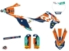 Kit Déco Moto Cross Replica Pichon KTM 50 SX
