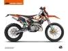 Kit Déco Moto Cross Replica Pichon KTM EXC-EXCF