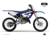 Yamaha 125 YZ Dirt Bike Replica Team 2b Graphic Kit LIGHT