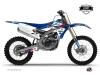 Yamaha 450 YZF Dirt Bike Replica Team 2b Graphic Kit LIGHT