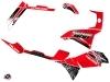Kit Déco Quad Rock Polaris 800 Sportsman Forest Rouge