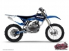 Yamaha 250 YZ Dirt Bike Slider Graphic kit UFO Relift