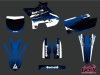 Yamaha 125 YZ Dirt Bike Slider Graphic kit UFO Relift