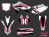 Kit Déco Moto Cross Spirit Yamaha 450 YZF Rouge