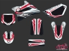 Kit Déco Moto Cross Spirit Yamaha 85 YZ Rouge