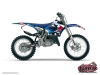 Kit Déco Moto Cross Replica Team 2b Yamaha 125 YZ 2012