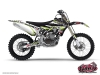 Yamaha 450 YZF Dirt Bike Replica Thomas Allier Graphic Kit 2010