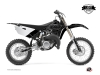 Kit Déco Moto Cross Zombies Dark Yamaha 85 YZ Noir LIGHT