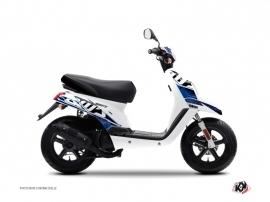 Kit Déco Scooter MISSION Yamaha BW'S Bleu