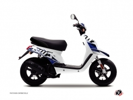 Kit Déco Scooter Mission Yamaha BWS Bleu