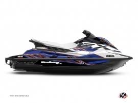 Kit Déco Jet-Ski MISSION Yamaha EX Blanc Bleu
