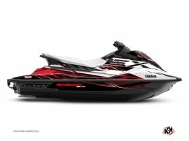 Kit Déco Jet-Ski Mission Yamaha EX Blanc Rouge