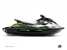 Kit Déco Jet-Ski Mission Yamaha EX Blanc Vert