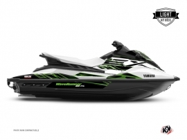 Kit Déco Jet-Ski Mission Yamaha EX Blanc Vert LIGHT