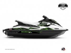 Kit Déco Jet-Ski MISSION Yamaha EX Blanc Vert LIGHT