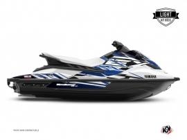 Kit Déco Jet-Ski MISSION Yamaha EX Bleu LIGHT