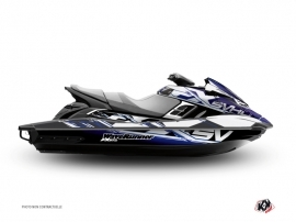 Kit Déco Jet Ski Mission Yamaha FX Bleu