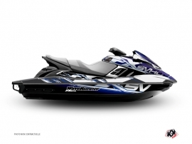 Yamaha FX Jet-Ski Mission Graphic Kit Blue