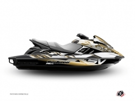 Kit Déco Jet Ski Mission Yamaha FX Marron