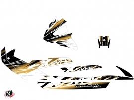 Kit Déco Jet-Ski Mission Yamaha FX Marron