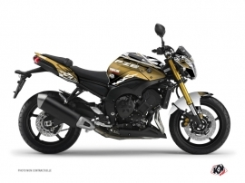 Kit Déco Moto Mission Yamaha FZ 8 Marron
