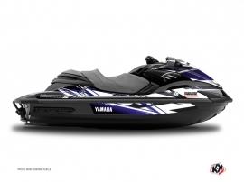 Kit Déco Jet Ski Mission Yamaha FZR-FZS Bleu