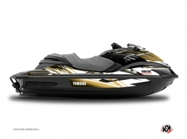 Kit Déco Jet Ski Mission Yamaha FZR-FZS Marron