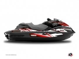 Kit Déco Jet-Ski Mission Yamaha FZR-FZS Rouge