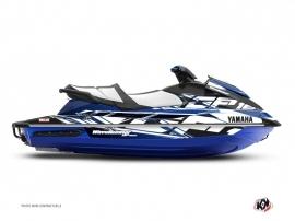 Kit Déco Jet Ski Mission Yamaha GP 1800 Bleu