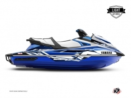 Kit Déco Jet Ski Mission Yamaha GP 1800 Bleu LIGHT