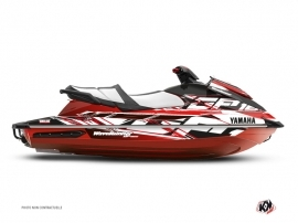 Kit Déco Jet Ski Mission Yamaha GP 1800 Rouge