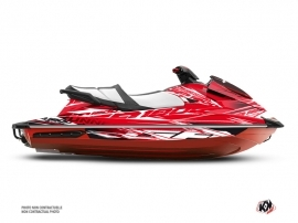 Kit Déco Jet-Ski Mission Yamaha GP 1800 Rouge
