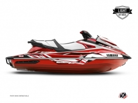 Kit Déco Jet Ski Mission Yamaha GP 1800 Rouge LIGHT