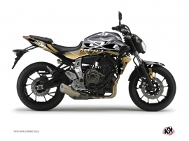 Kit Déco Moto MISSION Yamaha MT 07 Marron