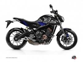 Kit Déco Moto Mission Yamaha MT 09 Bleu