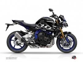 Kit Déco Moto Mission Yamaha MT 10 Bleu