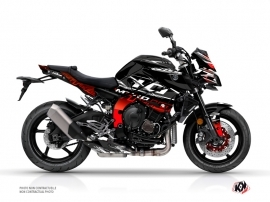 Kit Déco Moto Mission Yamaha MT 10 Rouge