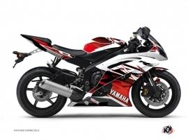 Kit Déco Moto Mission Yamaha R6 Rouge