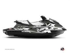 Kit Déco Jet-Ski Mission Yamaha VX Noir Gris