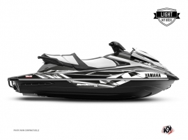 Kit Déco Jet-Ski MISSION Yamaha VX Noir Gris LIGHT