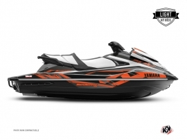 Kit Déco Jet-Ski Mission Yamaha VX Noir Orange LIGHT