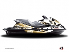 Kit Déco Jet-Ski MISSION Yamaha VXR-VXS Marron