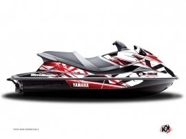 Kit Déco Jet Ski Mission Yamaha VXR-VXS Rouge