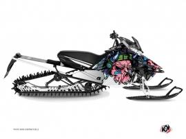 Kit Déco Motoneige Nativ Yamaha SR Viper Rose