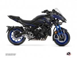 Kit Déco Moto Night Yamaha NIKEN Noir Bleu