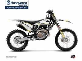 Husqvarna FC 450 Dirt Bike Nova Graphic Kit Black