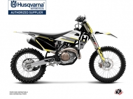 Husqvarna FC 250 Dirt Bike Nova Graphic Kit Black